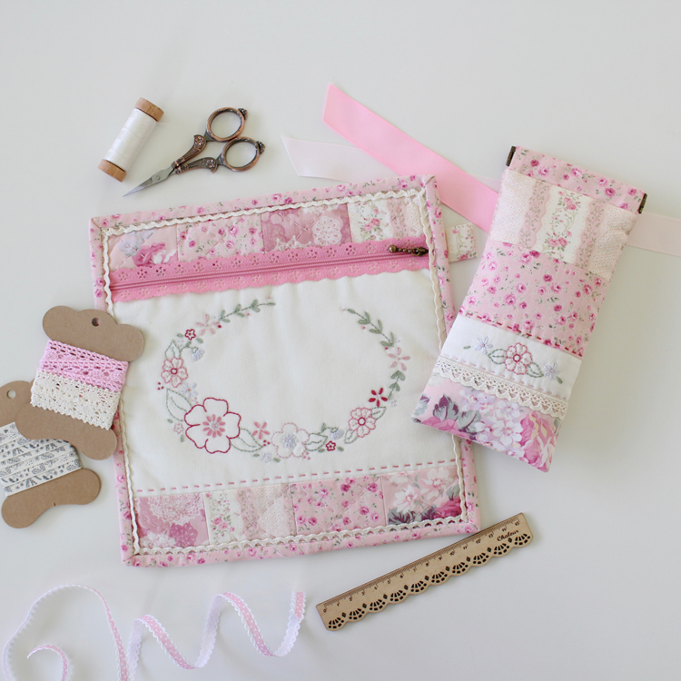 Spring Fling Pouch Set