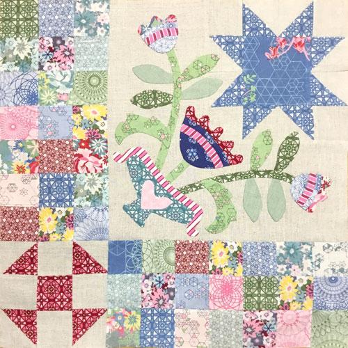 Paper Garden Block 3