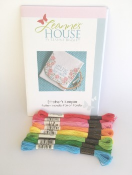 Stitcher's Keeper kit