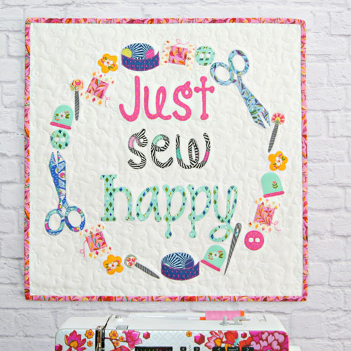 Just Sew Happy