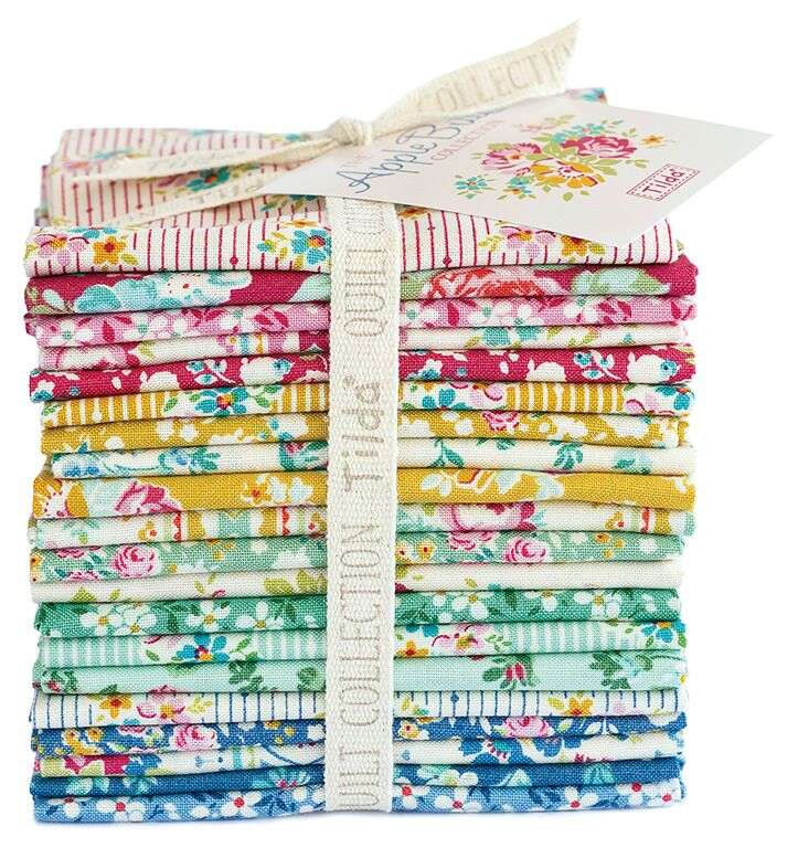 Apple Butter - Fat Quarter bundle