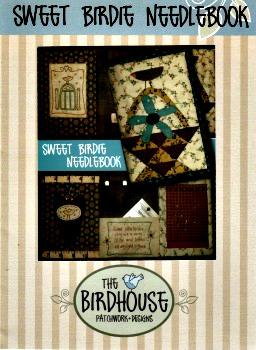 Sweet Birdie Needlebook