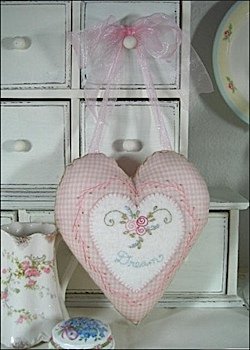 Sweetheart Sachet