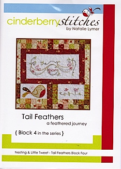 Tail Feathers Block Four