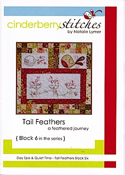 Tail Feathers Block Six