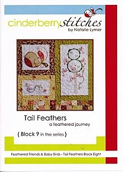 Tail Feathers Block Nine