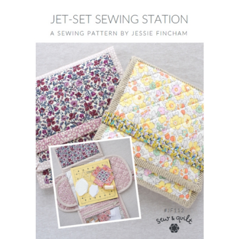 Jet-Set Sewing Station