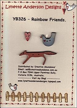 Rainbow Friends buttons