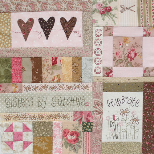 Journey of a Quilter Block 4