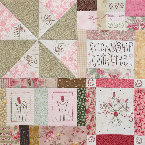 Journey of a Quilter Block 9