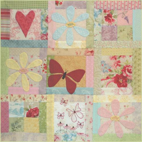 Butterfly Garden Block 1