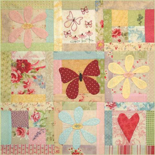 Butterfly Garden Block 9