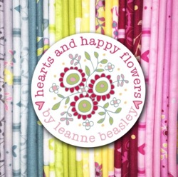 Hearts and Happy Flowers bundle