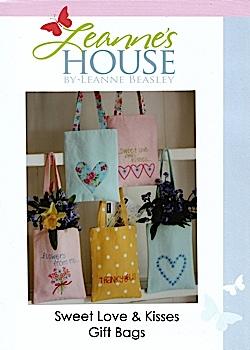 Sweet Love & Kisses Gift Bags