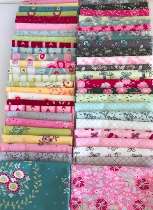 Leanne's House fabric pack