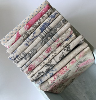 Mas D'Ousvan fat quarter bundle