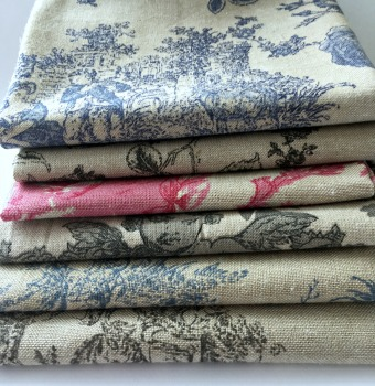 Mas D'Ousvan toile fabric bundle