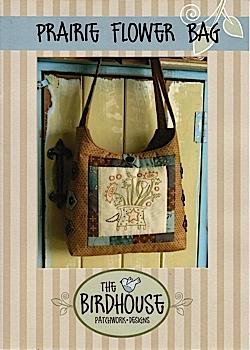 Prairie Flower Bag