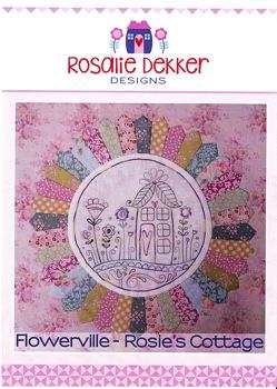 Flowerville 1 - Rosie's Cottage