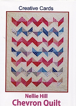Nellie Hill Chevron Quilt