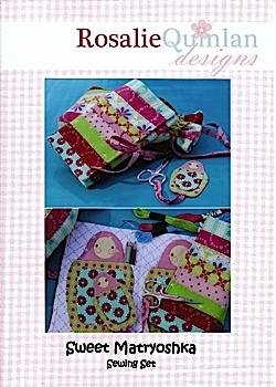 Sweet Matryoshka Sewing Set