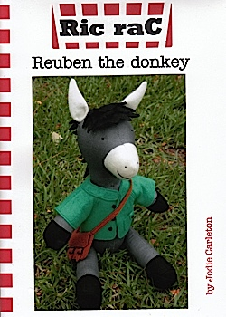 Reuben the donkey