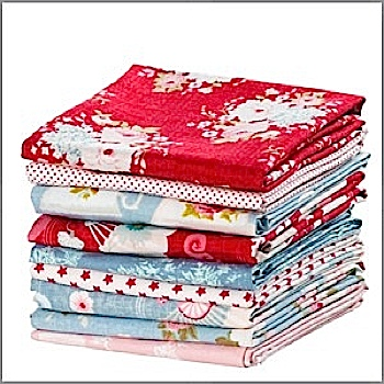 Td cp10 christmas play fat quarter bundle